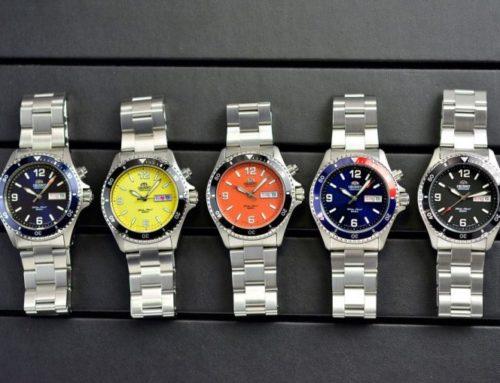 Orient EM65 «Mako» – огляд і історія годинника